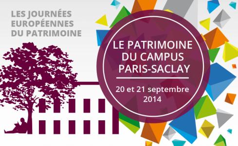 Journées Européennes du Patrimoine Paris-Saclay